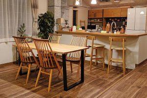 ドラマ『10の秘密』に高野木工の家具が登場しています
