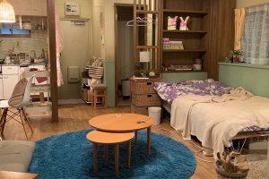 ドラマ『モトカレマニア』に高野木工の家具が登場しています