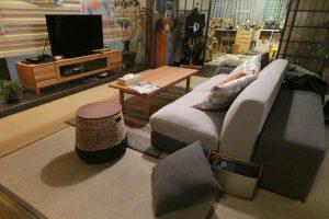 ドラマ『ノーサイド・ゲーム』に高野木工の家具が登場しています