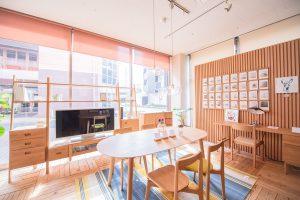 広島 井口家具百貨店に高野木工パートナーショップ を常設