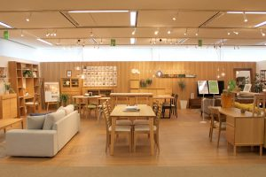 IDC OTSUKA有明本社ショールームに高野木工パートナーショップを常設