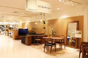 IDC OTSUKA福岡ショールームに高野木工特設ブースを常設