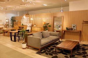 IDC OTSUKA大阪南港ショールームに高野木工特設ブースを常設
