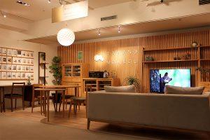 IDC OTSUKA名古屋栄ショールームに高野木工パートナーショップを常設