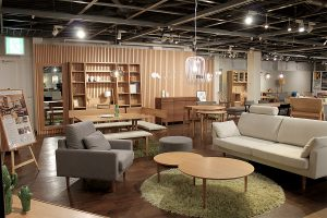 FUGGICOSHIに高野木工パートナーショップを常設