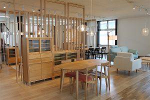 N-style GARMOショールームに高野木工パートナーショップを常設